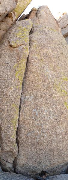 Rock Climbing Photo: Chug a lug