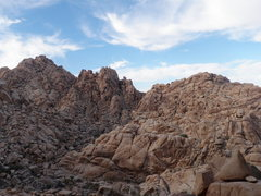Rock Climbing Photo: View looking northwest from Ancient Kingdom.