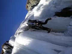 Rock Climbing Photo: upper bowling alley
