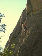 Rock Climbing Photo: On Gericrawl 08/08