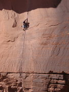 Rock Climbing Photo: Chris Archer on Johnny Cat