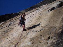 Rock Climbing Photo: tollhouse rock
