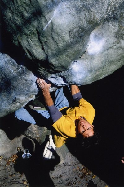 Rock Climbing Photo: Once the sun came out it was time to crush again. ...