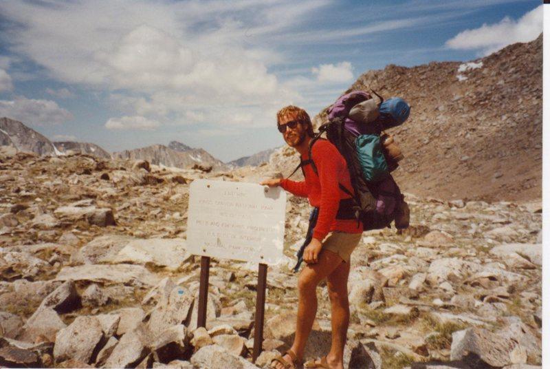 Dutzi Basin, 1990