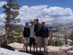 Rock Climbing Photo: The Ridge - May Lake