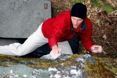Rock Climbing Photo: Sentinel Boulders