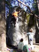 Rock Climbing Photo: The wave - Brother Chris