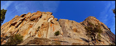 Rock Climbing Photo: Looking for a bit of late afternoon cruising after...