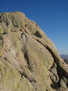 Rock Climbing Photo: Sheepshead, Novemer 2009, Cochise Stronghold