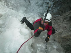 Rock Climbing Photo: 11/21/09