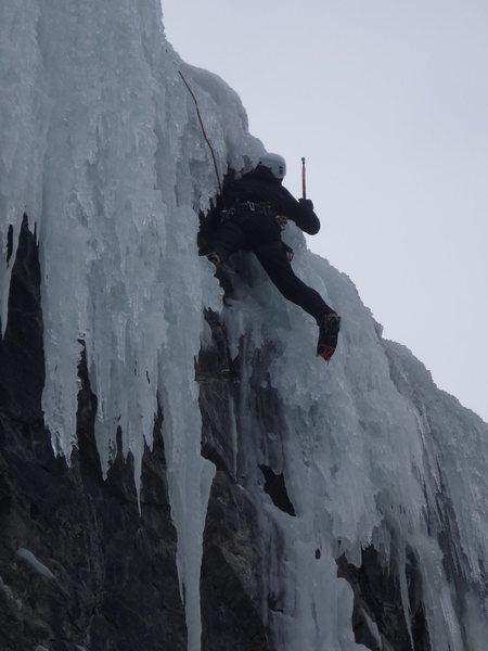 Rock Climbing Photo: MT Lincoln.