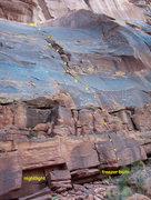 Rock Climbing Photo: Freezer Burn