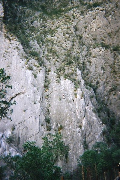 Rock Climbing Photo: EL Potrero Chico