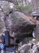 Rock Climbing Photo: Prow.