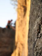 Rock Climbing Photo: Some Route in Idaho