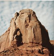 Rock Climbing Photo: Climbers on the First Ascent of Kripling Groove.