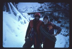 Rock Climbing Photo: Gahan & Goeff