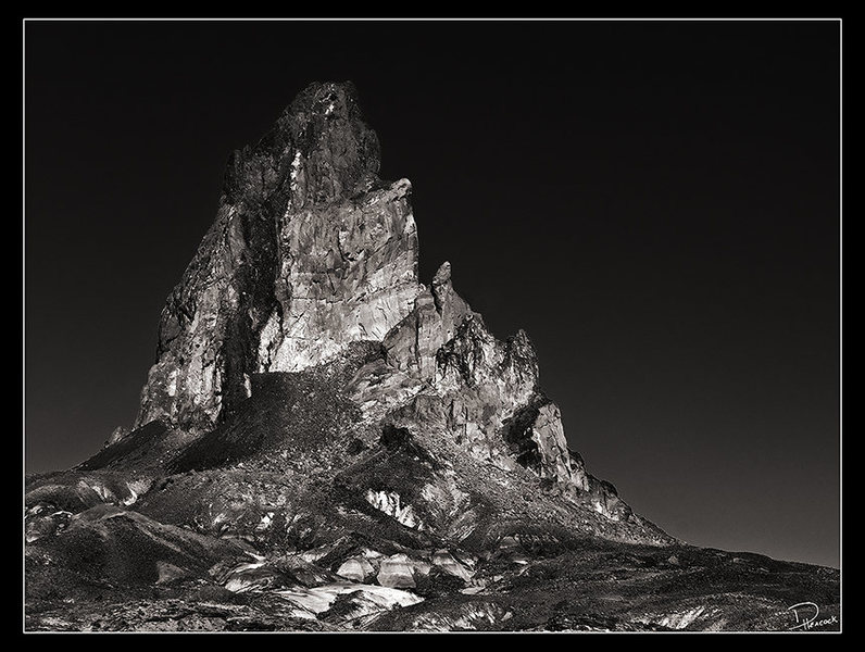 Agathla (El Capitan - Arizona)