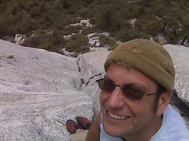 Rock Climbing Photo: Tahquitz, Trader Horn