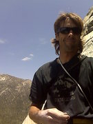 """Rock Climbing Photo: Climbing with my Friend Tommy """"Rope Gun""""..."""