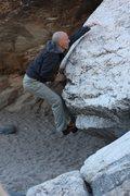 Rock Climbing Photo: Jump Start.