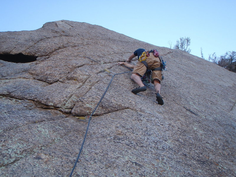 One For the Road, 5.6 <br> Getting into the crack