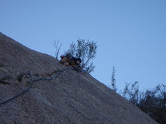 Rock Climbing Photo: One For the Road 5.6