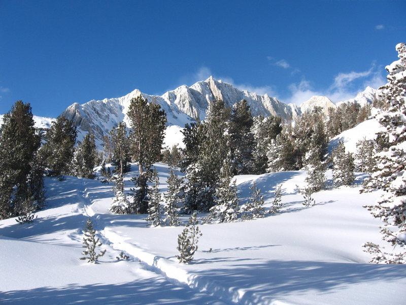 Mt. Goode, Sierras