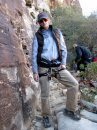 Rock Climbing Photo: havin some fun at ragged edges...