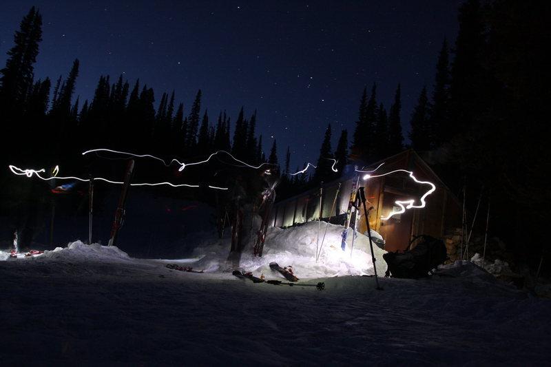 Dawn Patrol, Idaho