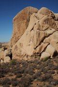 Rock Climbing Photo: Cave Corridor