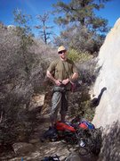 Rock Climbing Photo: Joshua Tree early 2009