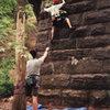 First mock sport lead, Elizabethtown pillar, 1999.