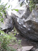 Rock Climbing Photo: The sit starts for Bierstadt Loh and Ludders Pinch...