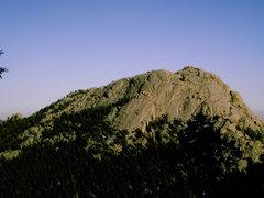 Rock Climbing Photo: The Northwest Face.