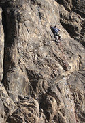 """Rock Climbing Photo: Soo on """"Welcome to NJC"""". Photo by Blitzo..."""
