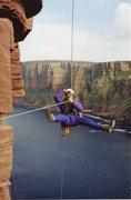 Rock Climbing Photo: The Descent!!