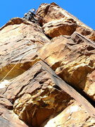 Rock Climbing Photo: Prime Rib Pitch #2