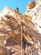 Rock Climbing Photo: Prime Rib pitch # 4