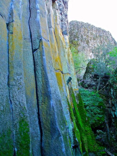 Rock Climbing Photo: The Grotto
