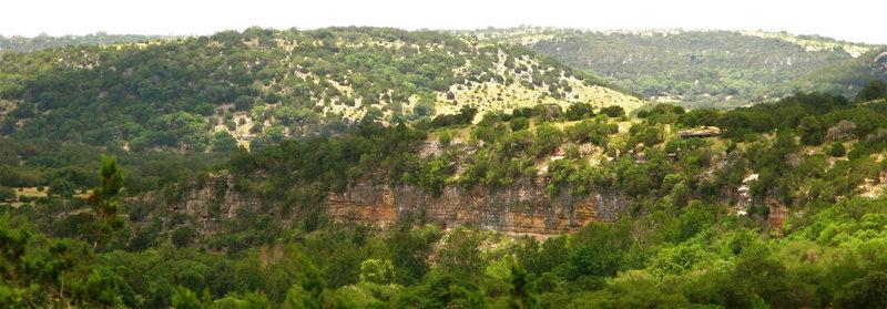 Rock Climbing Photo: South Rim Wall