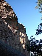 Rock Climbing Photo: Country Swing, 2007.