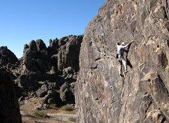 Rock Climbing Photo: Walk in The Park. Photo by Blitzo.