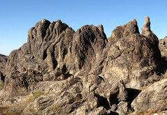 Rock Climbing Photo: Sunnyside. Photo by Blitzo.