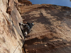 """Rock Climbing Photo: Bottom part of """"Remote Control"""""""