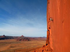 Rock Climbing Photo: Mason onsights Winner Takes All