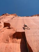Rock Climbing Photo: Winner Takes All