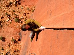 Rock Climbing Photo: The Six Star Crack