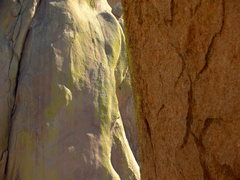 Rock Climbing Photo: End Pinnacle and rock. Climber unknown.