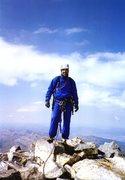 Rock Climbing Photo: Grand Teton summit 13,770' Jackson Hole, Wyoming